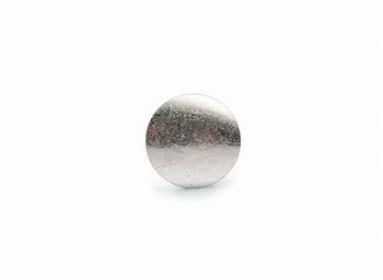 Confetti / Smarties XS Metallic Zilver 1kg