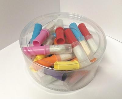 Dextrose Lippenstiften x25