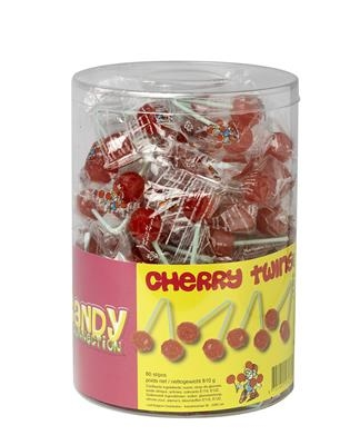 Kersen Dubbel Cherry Candy Connection x60