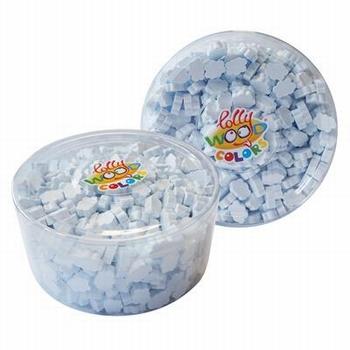 Lollywood Colors Dextrose Wolken Blauwe Tubo 850 gram