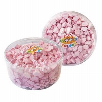 Lollywood Colors Dextrose Wolken Roze Tubo 850 gram