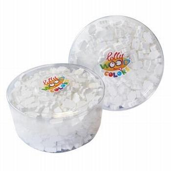 Lollywood Colors Dextrose Wolken Wit Tubo 850 gram