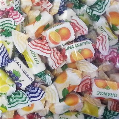 Snoepjes Fruitmix Kathy Confiserie 4kg