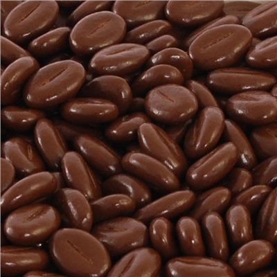 Koffieboon Melkchocolade 1kg