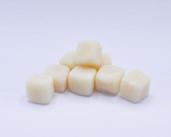 Jelly Cubes wit (1 kg)